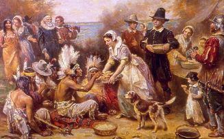 pilgrim-myth